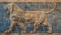 Lions Of Chauvet Belgian Wall Tapestry