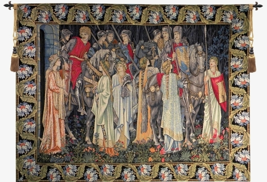 Tapestries Wall Tapestry History