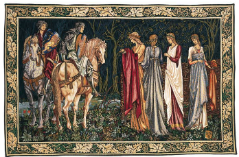 Tapestries from Medieval to Modern Times