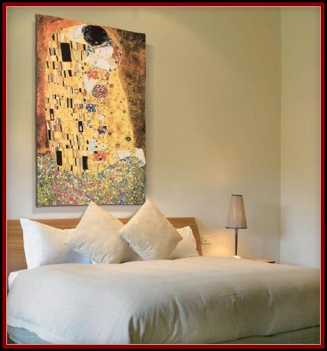 Gustav Klimt Wall Tapestries